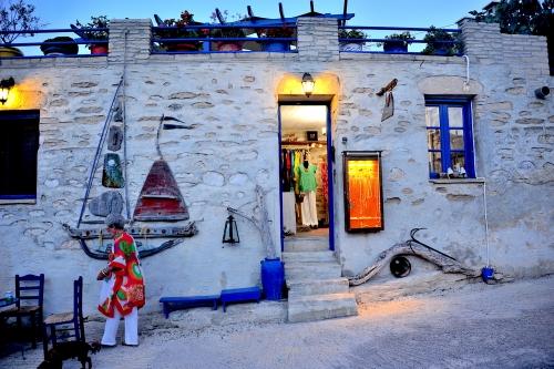 Agios Georgios Town