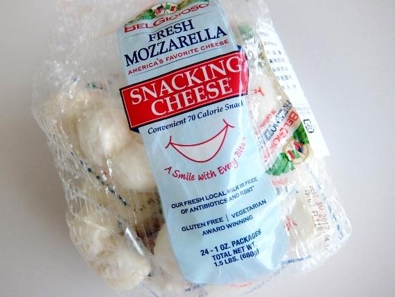 コストコ ◆ MOZZARELLA SNACK Belgioioso ミニ モッツァレラチーズ  2,058円也 ◆