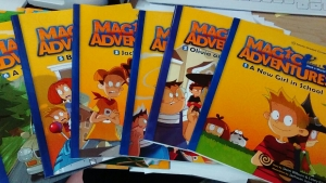 Magic Adventure L1セット