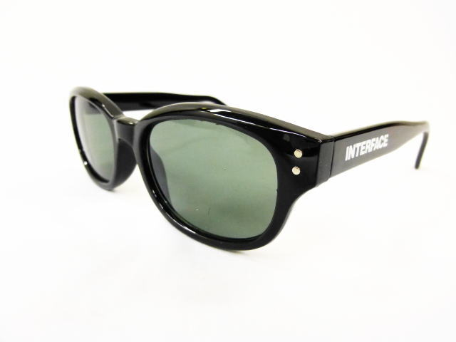 INTERFACE SUNGLASS BLK×GRN