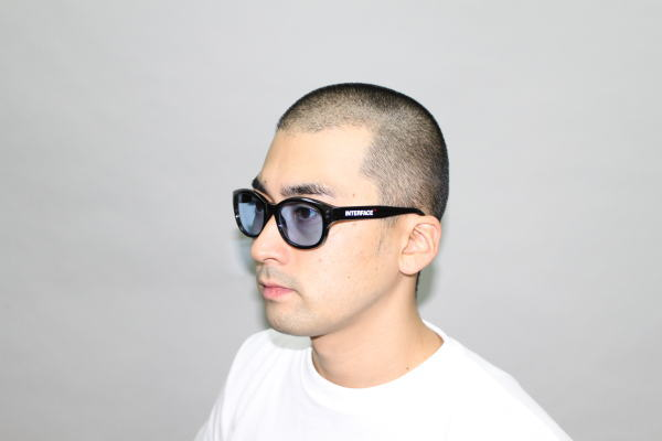 INTERFACE SUNGLASS BLK×BLU