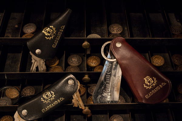 GH LEATHER-KEY CASE-SINGLE GH LEATHER-KEY CASE-DOUBLE GH LEATHER-SHOE HORN CASE