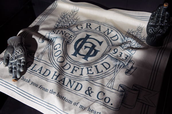 GLAD HAND GH-BANDANA GRAND GOOD FIELD