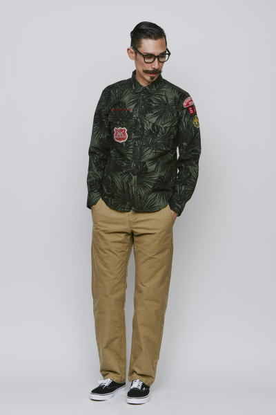 SCOUT SHIRTS L/S SNAFU PANTS PARKES GLASS