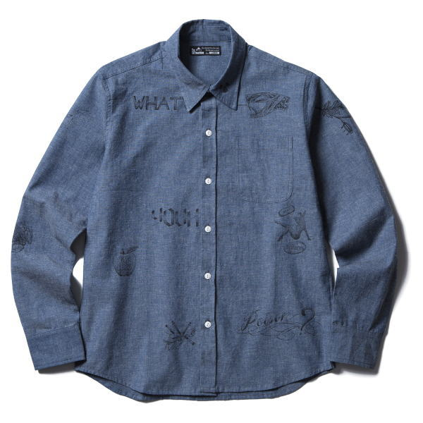 SOFTMACHINE POISON CHAMBRAY