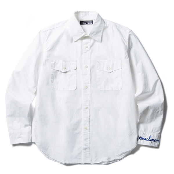 SOFTMACHINE BLUE COLLAR SHIRTS