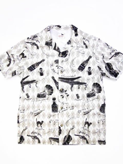 GANGSTERVILLE BLUESY-S/S SHIRTS