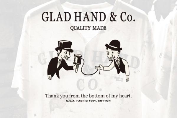 GLAD HAND PACK-T 2017 AUTUMN&WINTER