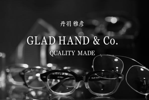 GLAD HAND 丹羽雅彦 2017 AUTUMN&WINTER