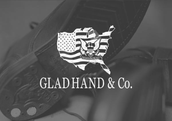 GLAD HAND×ALL AMERICAN BOOTS MFG INC 2017 AUTUMN&WINTER