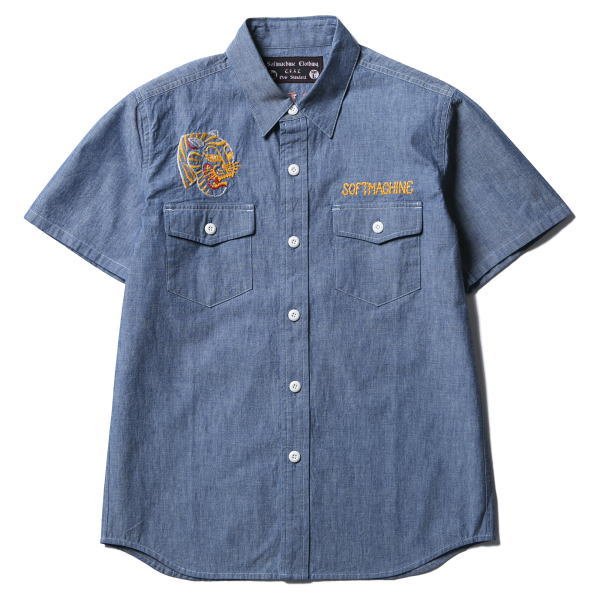 SOFTMACHINE TERRITORY CHAMBRAY