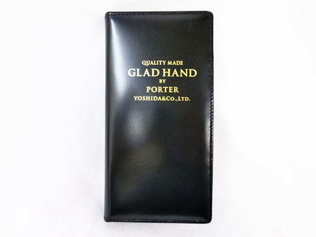 GLAD HAND×PORTER GH-PARCEL BLK