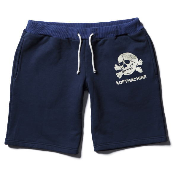 SOFTMAHCINE ADAM HEAD SHORTS
