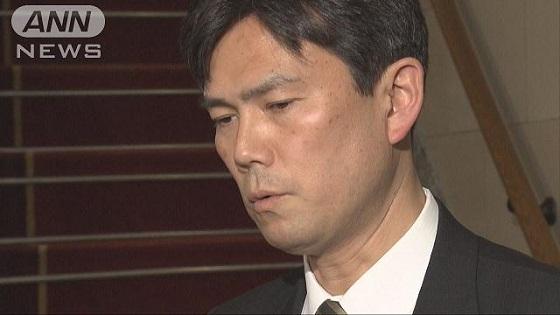 後藤祐一議員が防衛省の女性職員に対し、威圧するような発言をしたとして抗議した