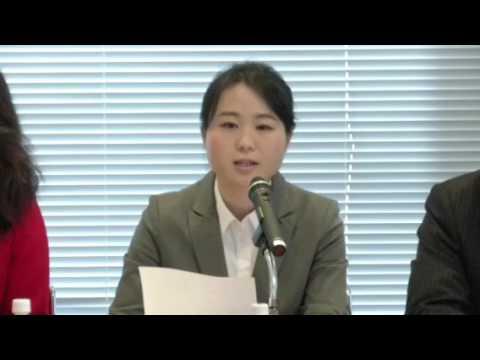 のりこえねっと辛淑玉氏らによる東京MXテレビ言論弾圧を許さない沖縄県民記者会見