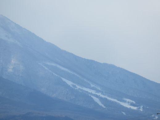 遠くから いいづなリゾートスキー場
