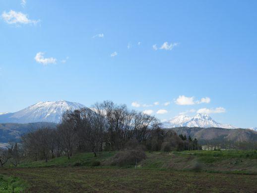 黒姫山 妙高山