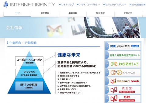 インターネットインフィニティー(6545)初値予想とIPO分析記事