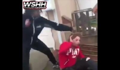 【Fight!】この女やりすぎ!