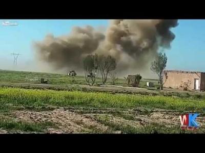 【スゴイ!】ロシア対戦車擲弾「RPG」の破壊力がスゴイ!