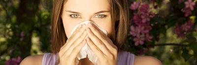 【苦笑】バカな事をするなっ!欧米でも花粉症はあるんですね!