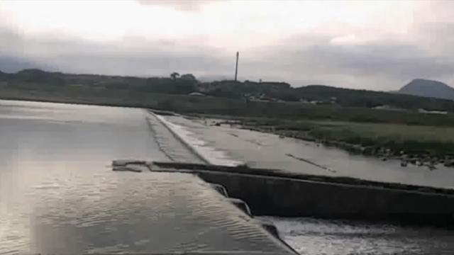 GWの土手散歩02-河川敷景色01