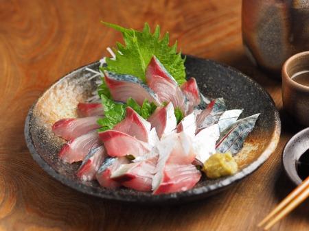 大分産鯖の刺身、さばき方20