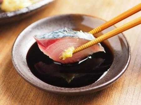 大分産鯖の刺身、さばき方28