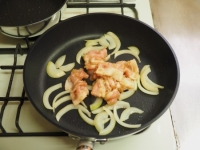 玉ねぎソースで豚丼05