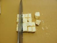 クリームチーズ親子丼09
