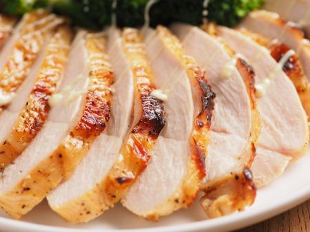 鶏むね肉のタバスコ焼き53