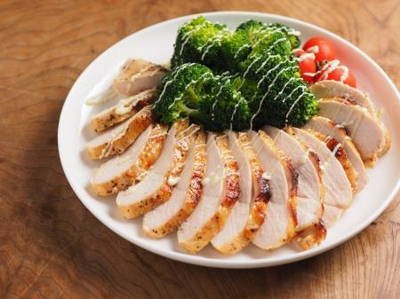 鶏むね肉のタバスコ焼き28