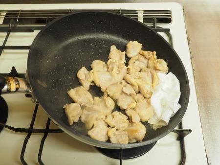 鶏ハラミと長ねぎの照り焼き38