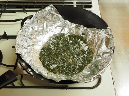 お茶っ葉燻製、煮玉子、豚足27
