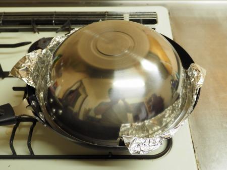 お茶っ葉燻製、煮玉子、豚足33