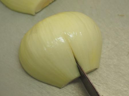新玉ねぎステーキの玉ねぎソ22