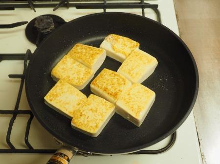 炒どうふのすき焼き炒め29