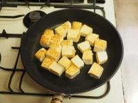 炒どうふで汁なし麻婆豆腐07