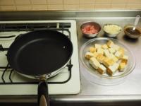 炒どうふで汁なし麻婆豆腐08