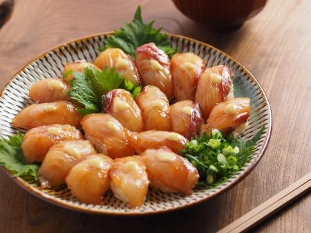 チヌ島寿司、潮汁06