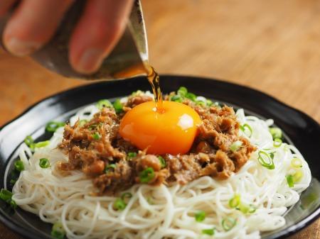 サバ味噌納豆26