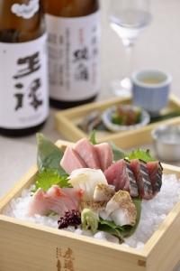 刺盛&日本酒イメージ