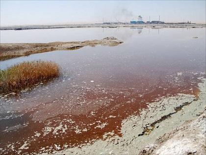 深刻な環境汚染