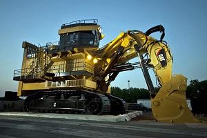 CAT 6120B HFS