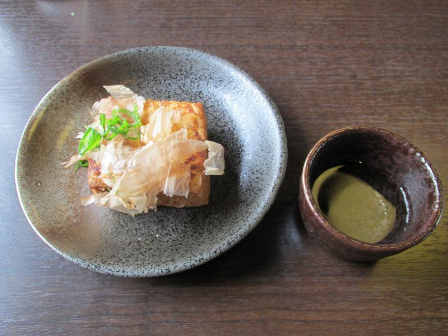 豆腐料理1