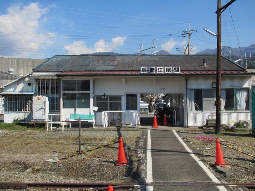 岳南江尾駅2
