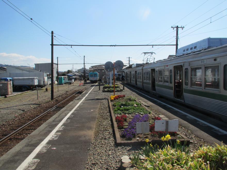 岳南江尾駅4