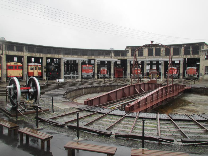 津山まなびの鉄道館2