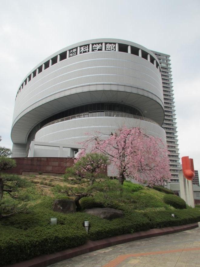 大阪市立科学館1