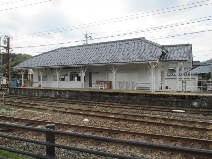 永平寺口駅3
